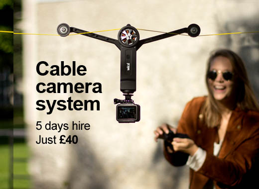 Wiral Lite cable camera system