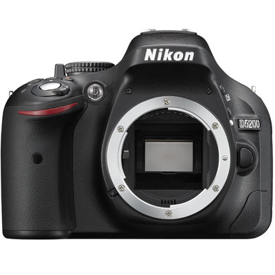 Nikon D5200 Digital SLR Camera Body