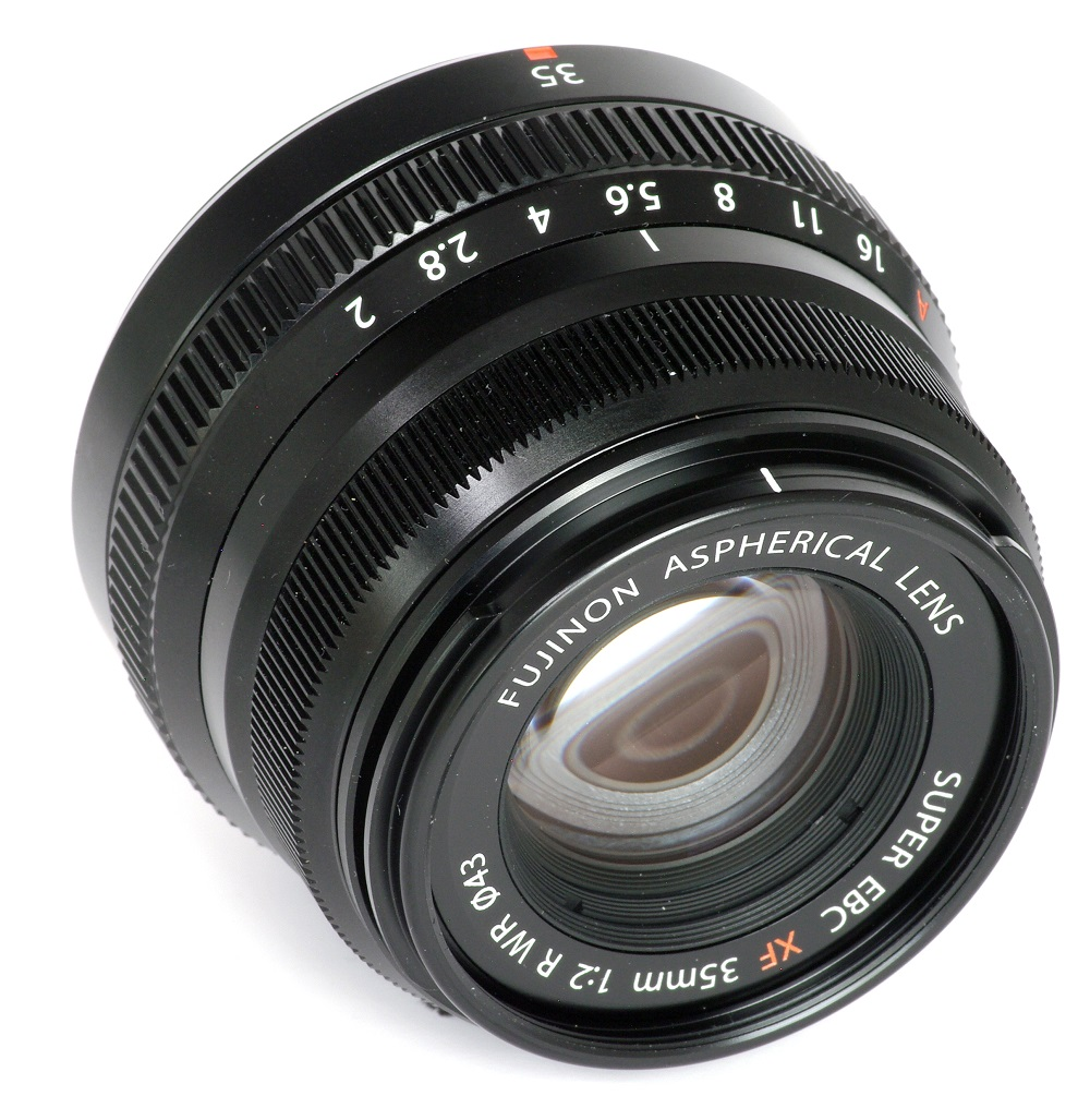 Fuji 35mm F1 4: Lens Lab: Hire The Fuji Super EBC 35mm F1.4