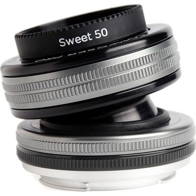 Lensbaby Composer Pro II with Sweet 50 Optic - Nikon Fit
