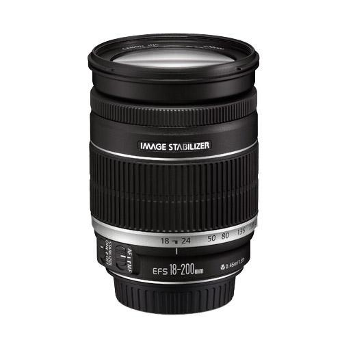 Used Canon EF-S 18-200mm f/3.5-5.6 IS