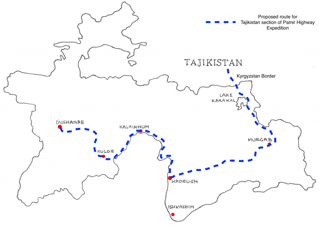 Pamir Highway Expedition 16 days
