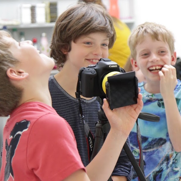 Easter Photography & Animation Club - Ages 8-14
